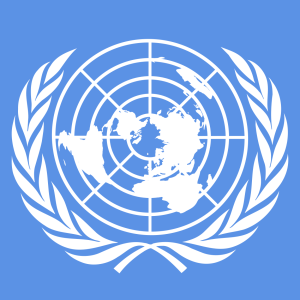 United Nations Flag. Credits: Wikimedia Commons