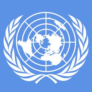 United Nations Flag. Credits: Wikimedia Commons