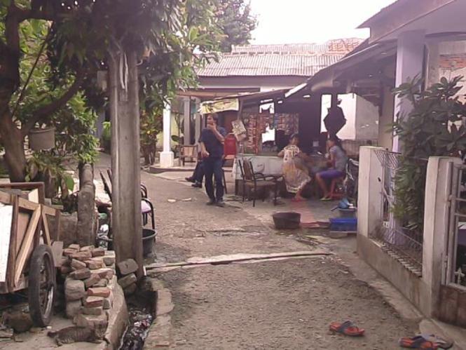 The Bencongan neighbourhood