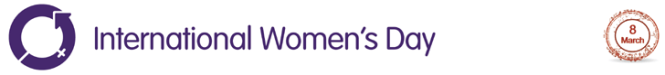 Logo International Women's day