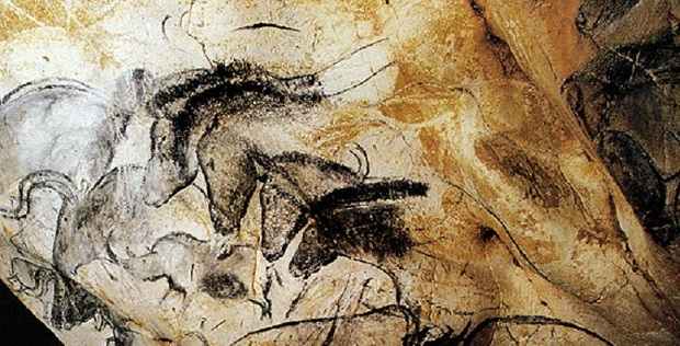 The Chauvet Cave Painting ca. 30 000 b.c.