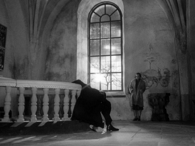 Winter Light by Ingmar Bergman. Credits: Sven Nykvist, 1962