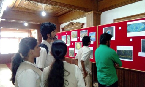Amateur astronomer organization AASTROKERALA created a Light: Beyond the Bulb exhibit for the Palora Higher Secondary School in Palora, Ulliyeri, Kozhikode, India. Launched alongside opening ceremonies for a new telescope, the exhibit attracted about 2,500 visitors. Special events included a lecture on light pollution (a key topic of IYL 2015) by a local physics department head from Devagiri college. Credit: Chindankutty Nambiar, Astronomical Organisation Kerala (AASTROKERALA)