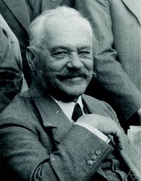 Arnold Sommerfeld. Credit: Konrad Jacobs, Oberwolfach Photo Collection