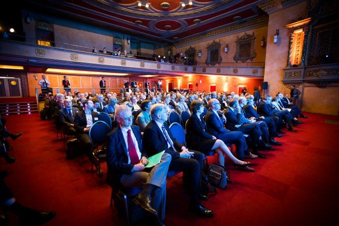 Photonics PPP Annual Meeting 2015. Credit: Bea Uhart / Photonics21.