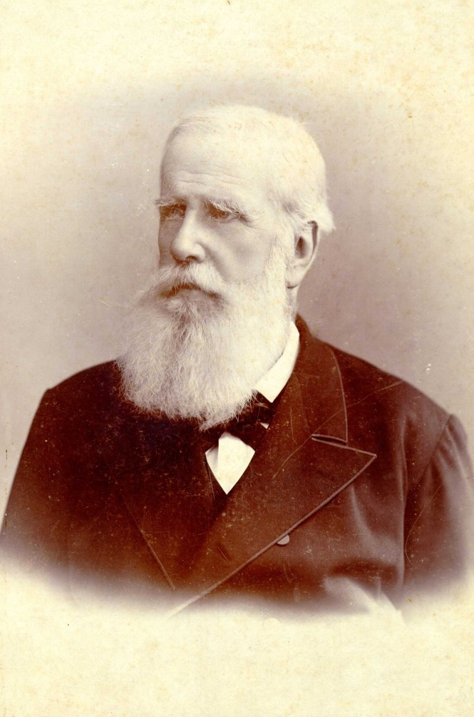Dom Pedro II at age of (approximately) 60 years.